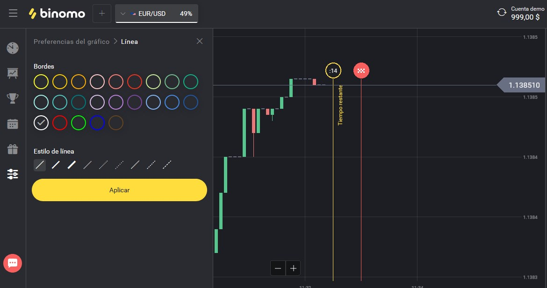 binomo trader
