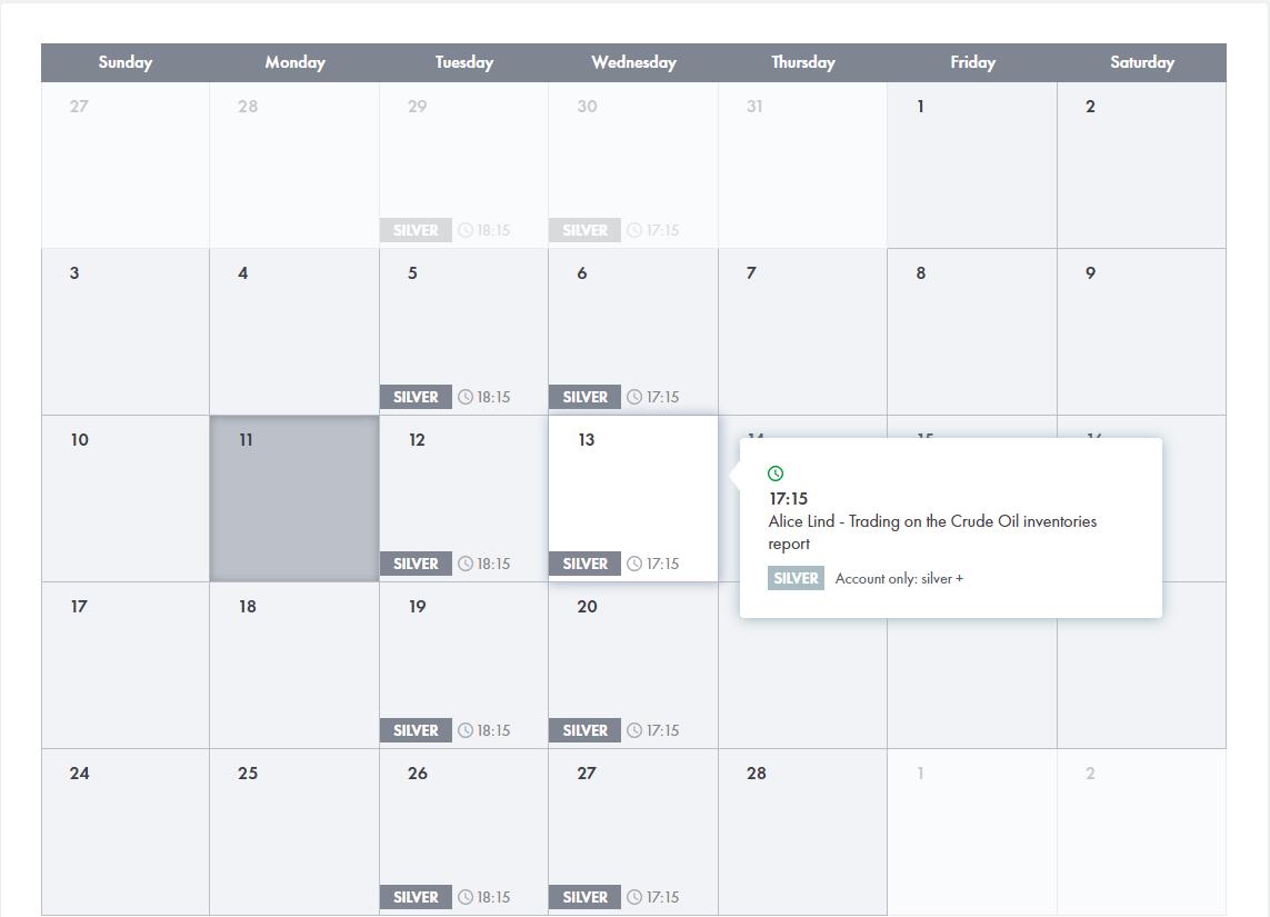 Англоязычные вебинары Finmax расписание
